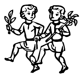 İkizler burcu simgesi